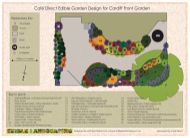 Edible UpFront Garden Design for Liz's front garden